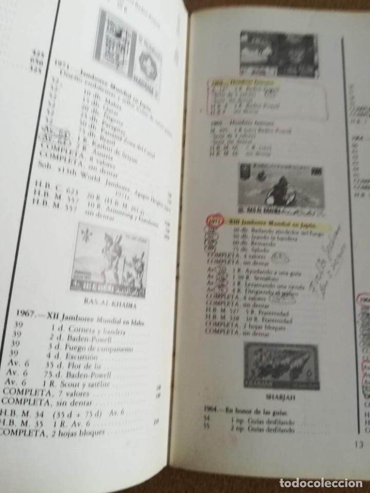 Sellos: Catalogo Monografico de Sellos de Boys Scouts. 1982 - 1983 - Foto 6 - 167460000