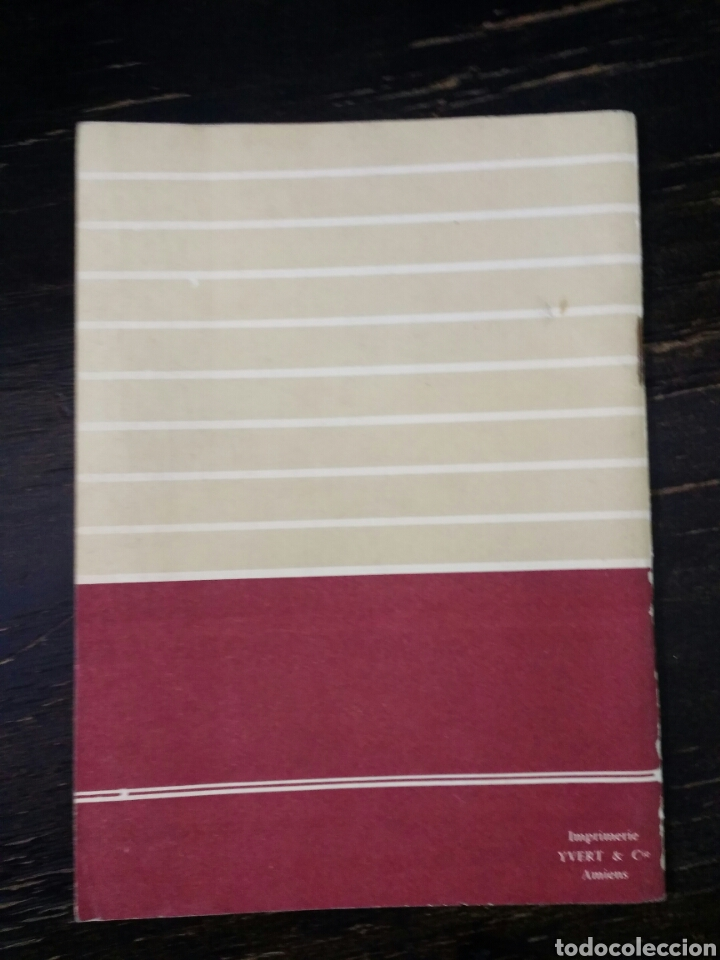 Sellos: CATALOGUE DE TIMBRES-POSTE. SPORTS ET SCOUTISME. BRUN. PARÍS, 1960. ESCULTISMO - Foto 3 - 167805508