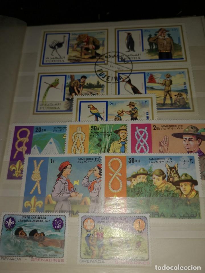 Sellos: Colección variada sellos temática Boys scouts - Foto 3 - 192264475