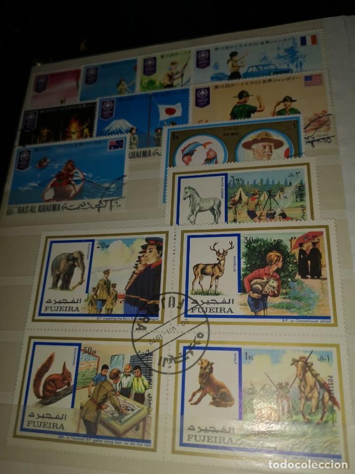 Sellos: Colección variada sellos temática Boys scouts - Foto 4 - 192264475