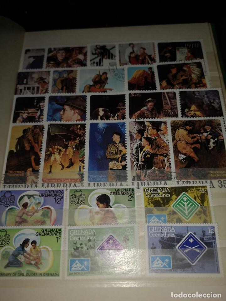 Sellos: Colección variada sellos temática Boys scouts - Foto 5 - 192264475