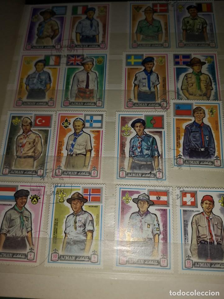 Sellos: Colección variada sellos temática Boys scouts - Foto 7 - 192264475