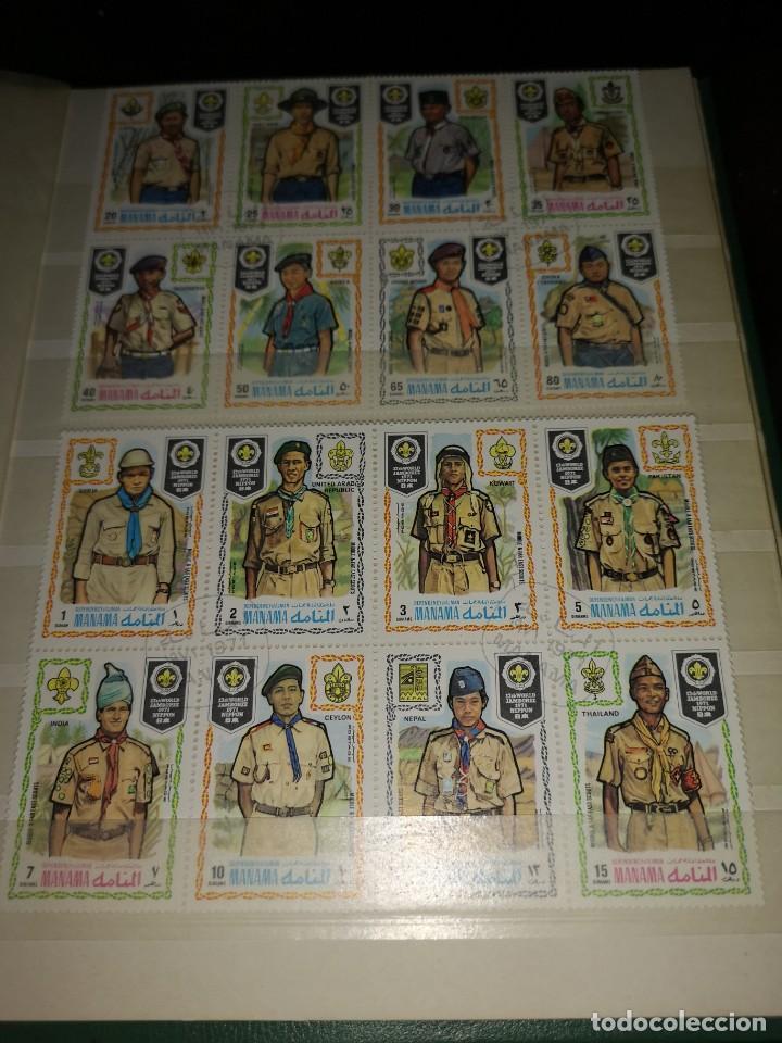 Sellos: Colección variada sellos temática Boys scouts - Foto 9 - 192264475