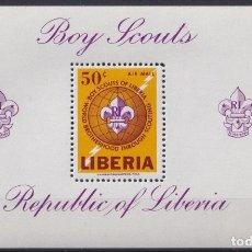 Sellos: F-EX22212 LIBERIA MNH 1965 BOYS SCOUTS JAMBOREE.. Lote 244621990