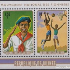 Sellos: F-EX22703 LIBERIA MNH 1974 PIONERS BOYS SCOUTS PERFORATED.. Lote 244622035