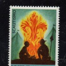 Sellos: ITALIA 1012** - AÑO 1968 - MOVIMIENTO SCOUT. Lote 259273325