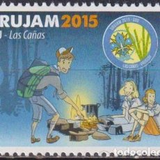 Sellos: ⚡ DISCOUNT URUGUAY 2015 SCOUTS MNH - TOURISM, PIONEERS. Lote 260585900
