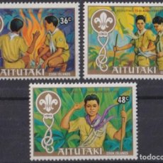 Sellos: F-EX26742 AITUTAKI MNH 1983 BOYS SCOUTS JAMBOREE.. Lote 293289108