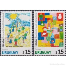 Sellos: ⚡ DISCOUNT URUGUAY 2007 THE 100TH ANNIVERSARY OF THE SCOUT MOVEMENT MNH - PICTURE, PIONEERS. Lote 296062763