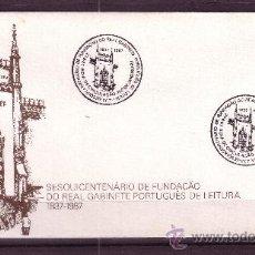 Sellos: BRASIL SPD 1847 - AÑO 1987 - 150º ANIVERSARIO DEL REAL GABINETE PORTUGUES DE LECTURA. Lote 17033300