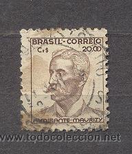 BRASIL, USADO (Sellos - Extranjero - América - Brasil)