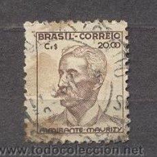 Sellos: BRASIL, USADO. Lote 19866728