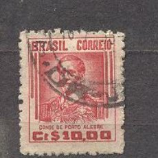 Sellos: BRASIL, USADO. Lote 19866743