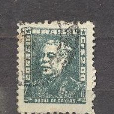 Sellos: BRASIL, USADO. Lote 19866804