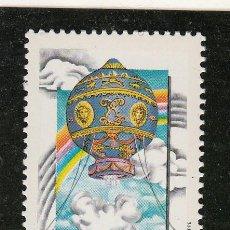 Sellos: BRASIL 1642 SIN CHARNELA, GLOBO, BICENTENARIO DE LOS PRIMEROS ASCENSOS DEL HOMBRE EN LA ATMOSFERA . Lote 26397271