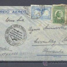Sellos: 1933.- BRASIL A ALEMANIA. Lote 35190742