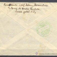 Sellos: 1933.- BRASIL A ALEMANIA. Lote 35432625