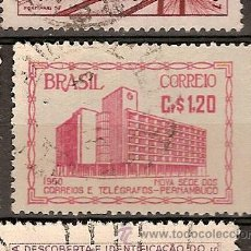 Sellos: BRASIL (53). Lote 50044010