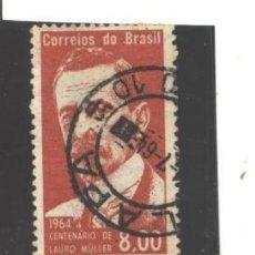 Sellos: BRASIL 1960 - YVERT NRO. 752 - USADO - . Lote 55444581
