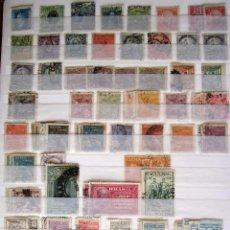 Sellos: 969 SELLOS USADOS DE BRASIL. Lote 58500247