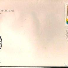 Sellos: BRASIL & FDC VISITA DO PRESIDENTE DO PARAGUAY AO BRASIL, STROESSNER, SÃO PAULO 1973 (1044) . Lote 69022049