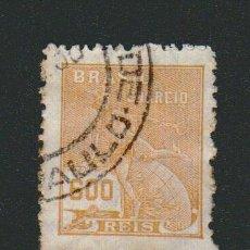 Sellos: BRASIL.1928-31.- 600 RS.YVERT 206.USADO.. Lote 79347169