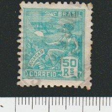 Sellos: BRASIL.1931.- 50 RS.YVERT 212.USADO.. Lote 79349749