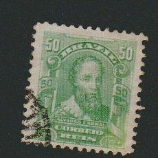 Sellos: BRASIL.1906-15.- 50 RS.YVERT 130.USADO.. Lote 79553929
