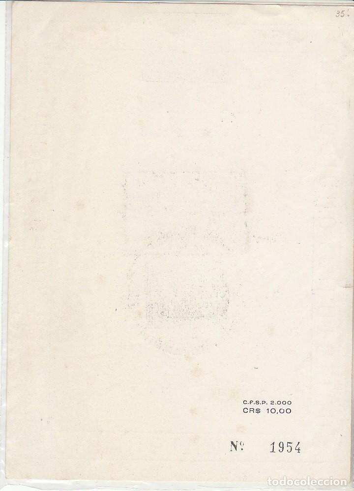 Sellos: CENTENARIO DEL SELLO -OJO DE CABRA- 1950. - Foto 2 - 79973417