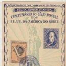 Sellos: CENTENARIO DEL SELLO DE EE.UU. 1847-1947 .. Lote 79974913