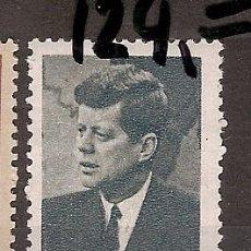 Sellos: BRASIL ** & MEMORIA DE JOHN KENNEDY 1964 (764). Lote 94944999