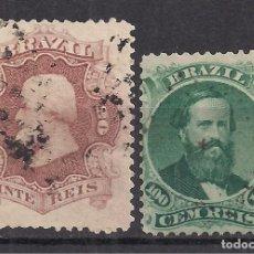 Sellos: BRASIL 1866 - USADO. Lote 98843391