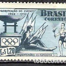 Sellos: BRASIL 1952 - NUEVO. Lote 98860131