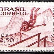Sellos: BRASIL 1957 - NUEVO. Lote 98861019