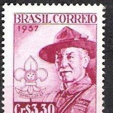 Sellos: BRASIL 1957 - NUEVO. Lote 98861171