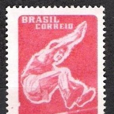 Sellos: BRASIL 1958 - NUEVO. Lote 98861599