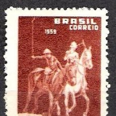 Sellos: BRASIL 1959 - NUEVO. Lote 98862179