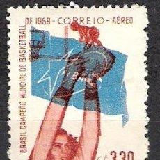 Sellos: BRASIL 1959 - NUEVO. Lote 98862715