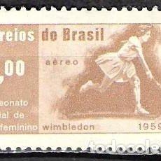 Sellos: BRASIL 1960 - NUEVO. Lote 98863083
