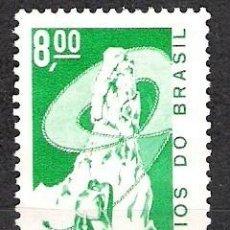 Sellos: BRASIL 1962 - NUEVO. Lote 98863607