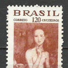 Selos: BRASIL - 1966 - MICHEL 1112 - USADO. Lote 108716191