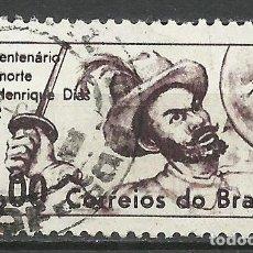 Selos: BRASIL - 1962 - MICHEL 1017 - USADO. Lote 108717683