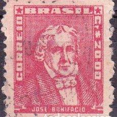 Francobolli: 1959-60 - BRASIL - JOSE BONIFACIO - YVERT 678. Lote 116053963