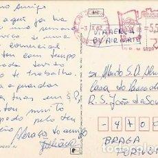 Sellos: BRASIL & MARCOFILÍA,RIO DE JANEIRO, PRAIA DE COPACABANA, BRAGA PORTUGAL 1982 (799). Lote 117466559
