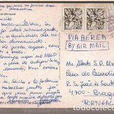 Sellos: BRASIL & MARCOFILIA, MUSEO DE ARTE DE SAO PAULO, VINCENT VAN GOGH, PASEO AL LUAR, BRAGA 1979 (5555). Lote 130611006