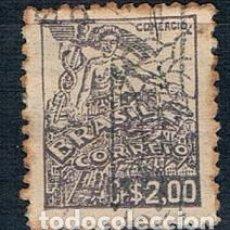 Sellos: SELLO USADO BRASIL 1941 MI 566. Lote 144248206