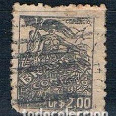Sellos: SELLO USADO BRASIL 1941 YMI 566. Lote 144248238
