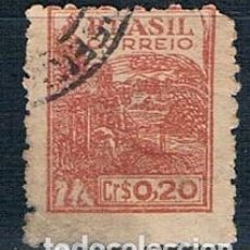 Sellos: SELLO USADO BRASIL 1946 YVES 465. Lote 144248402