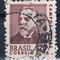 Sellos: SELLO USADO BRASIL 1967 YVES 843 . Lote 144743638