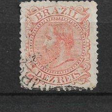Francobolli: BRASIL 1884-85 SC 86 USED - 4/41. Lote 147916238